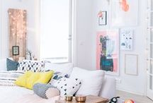 Home,sweet home! / House crafts & inspiration