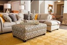 """Great """"Living"""" Rooms / Is your living room great? Check out these Greenstone Homes Great Rooms..."""