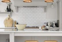 Industrial Interiors / Embrace vintage chic in your interior, from antiqued style to the repurposed look...