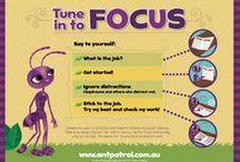 Ant Patrol Skill Posters