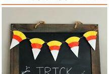 Halloween Decor / Halloween Ideas | Halloween Decor | Halloween Decorations | Spooky Halloween