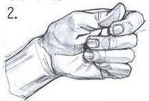 Anatomy refs: Hands