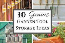 Outdoor Projects / Outdoor Projects | DIY Projects | Gardening | Gardening Tips | Outdoor DIY | Backyard Ideas | Curb Appeal