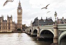 l o n d o n / where to go // what to see // places to visit in london