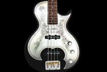 Zemaitis Guitars: Bass Series
