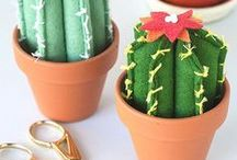 Crafts / Craft ideas for the home
