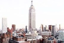 t r a v e l // new york / where to go // what to see // places to visit in new york