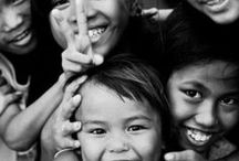 Children: best photos / Children are the flowers of our life. Let every child be happy and grow well.