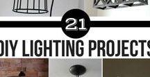 Lighting / Lighting ideas for your home
