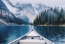 t r a v e l // canada / where to go // what to see // places to visit in canada
