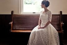 Waiting Patiently~And the Bride Wore White