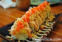 Taiyo Sushi for OpenRice Gathering / OpenRice Gathering number 31, Taiyo Sushi, located at Pluit Putera Raya street No.17.
