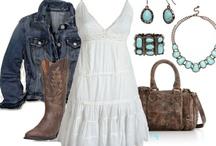 Fashion (styles/stuff I love) / by Heaven is