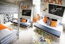 Kieran's New Room / by Emily Fulfs
