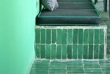 TRENDING 2013:  Emerald Green