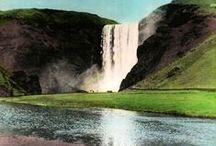 Iceland - Island - Ísland / Worth visiting, I am from there. I love these places. - Der hvor jeg er opvokset