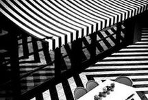 PATTERN <3 : STRIPES / lines, stripes, black, white, add some color or keep it light.