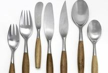Cutlery / by Olive Alfalfa