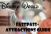 Disney World Planning / Plan for your upcoming trip to Walt Disney World / by KennythePirate.com Disney World Planning