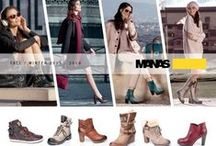 MANAS FALL/WINTER 13-14 COLLECTION  / Warm up your Winter season!