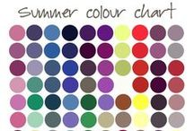 Color types: Summer