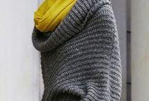 Knitting / Knitting models and patterns.