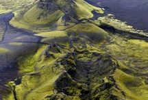 Iceland National parks / National Parks & Nature Reserves Iceland. Þjóðgarðar- friðlönd - náttúruvætti - fólkvangar. As these area sre reserves and quit a lot of people vistit them I would recommend other places in Iceland see board Iceland