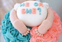Gender Reveal Baby Shower / by MauRita Russell