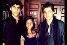 SRK - Family Photo's