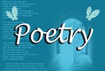 Poetry / Healing through writing.