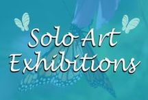 Solo Art Exhibitions / Hospice of Santa Barbara hosts Solo Art Exhibitions featuring the art of local artists.