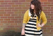 Plus Size Fashion // Curvy Girls