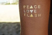 Flash Tattoos // trendy