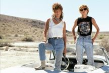 Thelma & Louise (crime sisters)