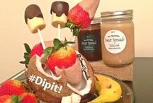 Dip It! / With Bananas, Strawberries, Apples, Pears & Melon!