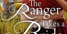 The Ranger Takes a Bride / Official board of THE RANGER TAKES A BRIDE by Misty M. Beller. A Christian historical romance novel.