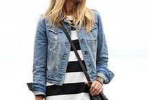 Jeansjacke // denim jacket