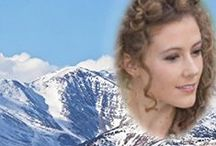The Lady and the Mountain Doctor / Cool pics I found as I was writing The Lady and the Mountain Doctor (by Misty M. Beller). Including pictures of the leading characters!