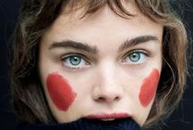 Make • Up / #makeup #beauty #fashion #trend