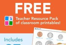 FREE Classroom Resources! / Free downloadable resources your students will love from Edmentum's K-12 solutions -- Study Island, EducationCity, and Reading Eggs!