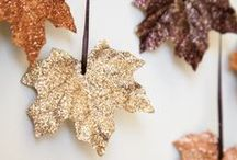 Fall in Love / Make fall brighter with all the crafts, foods, and foliage appreciation that the season has to offer. Of course, some of these pins wouldn't be complete without a scoop of your favorite.