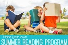 Summer Learning / Ideas for educators and parents to make sure their students continue learning throughout the summer break