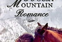 A Rocky Mountain Romance / Official board of A ROCKY MOUNTAIN ROMANCE by Misty M. Beller. A Christian historical romance novel.