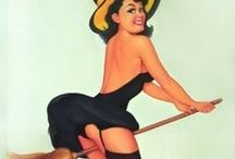 Pin up and Vintage