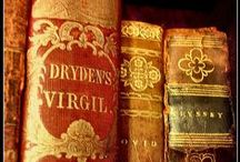 Antique and vintage books! / by Vicky