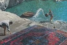 Oriental Carpets & Art / Carpets have always been a source of inspiration!