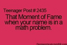 Nerd girl problem, LOL so true and teenager posts / A whole bunch of nerd girl problems, lol so true, teenager posts and any other posting things related to being a teenager or a nerd