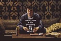 Sherlock!!! / I am sherlocked..... All things related to sherlock and it's actors.