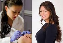 Permanent Make Up / Permanent makeup, also known as Intra-dermal Pigmentation, is a revolutionary method of applying natural pigments into the dermal layer of skin. This state-of-the-art technique is medically proven and specifically designed to be completely safe.