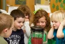 "Classroom Party Ideas - Healthy Snacks + Fun Activities / Whether you are supporting your school wellness policy, reinforcing what you taught during your nutrition education unit, or simply want to instill healthy habits, these classroom party tips will make a ""healthy"" party fun and lively."